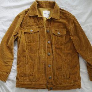 Madewell Corduroy Jacket